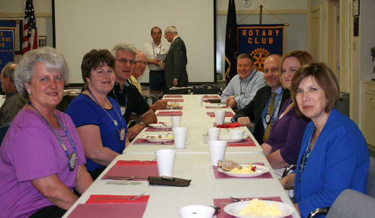 Rooted in Service to Our Community - Morrisons Cove Rotary Club
